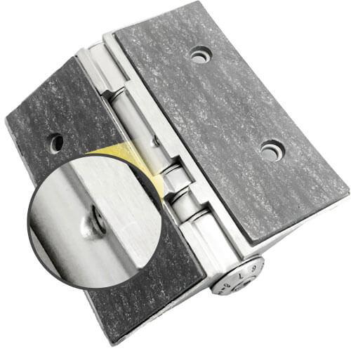玻璃門專用 - K51G- Special adjusting bolt