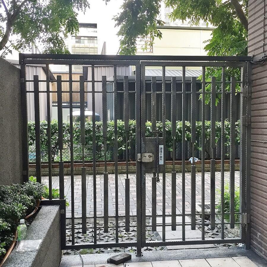 Entrance gate door closer-K51P