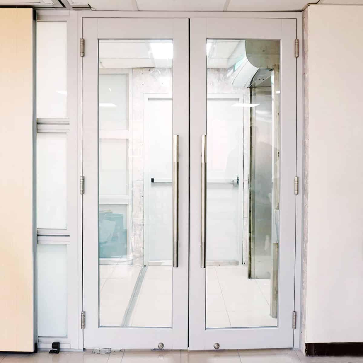 Door Closing Solution For Aluminum Doors Waterson
