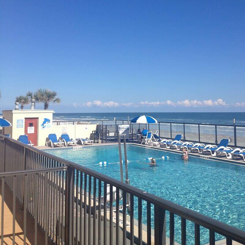 beach gate hinge - dophin beach club