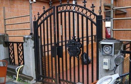 gate door solution