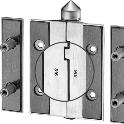 Gate Hinge K51P_stainless steel 316