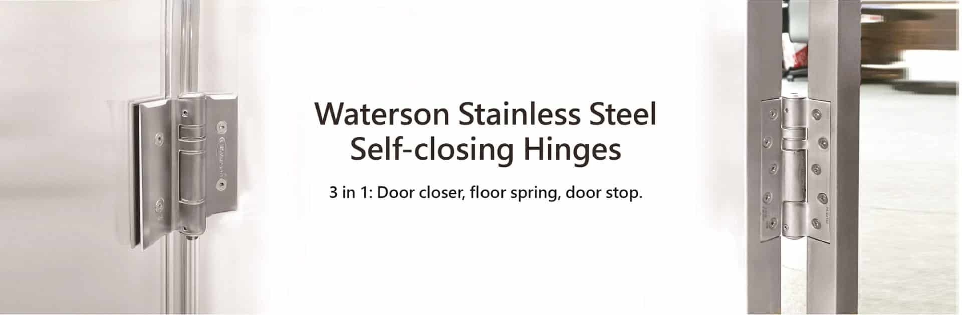 Stainless Steel Gate Hinges