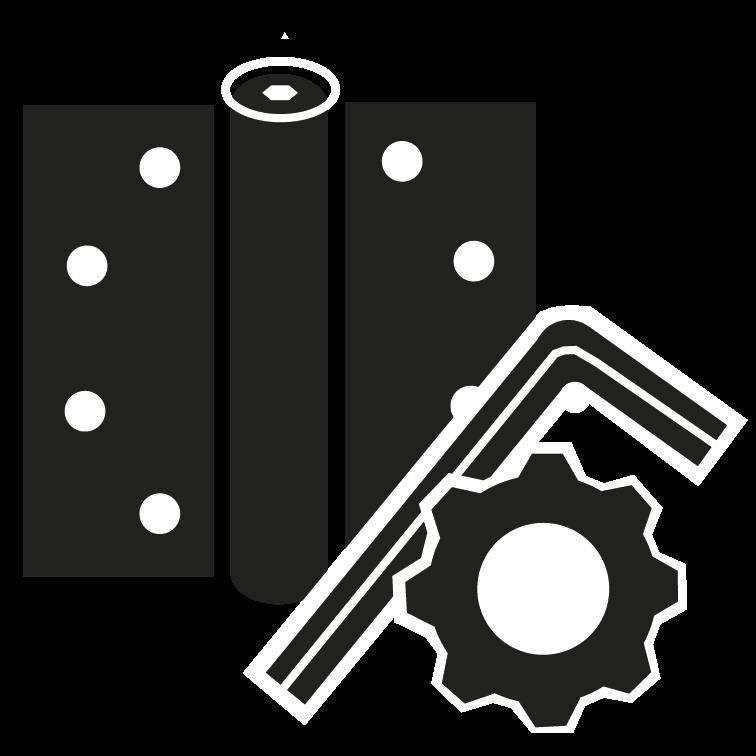 Precision Adjustability icon